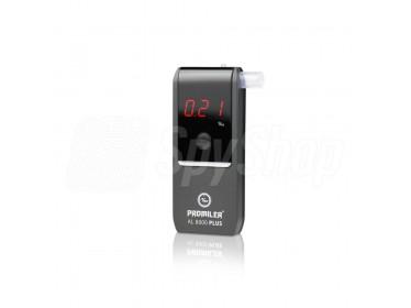 Elektrochemický alkohol tester AL8000 Plus AlcoScan pro osobní měření nebo ke kontrole střízlivosti zaměstnanců