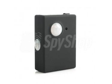 GSM štěnice s kamerou pro dálkový odposlech a monitorování živě - X9009