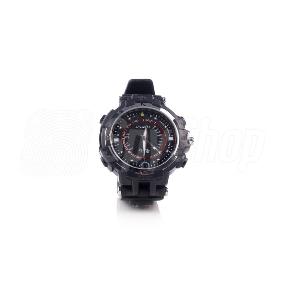 Sportovní hodinky kamerou s WiFi modulem FOX8 4aa8b5bd145