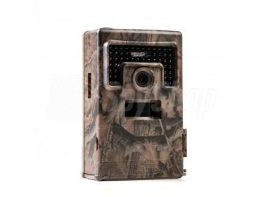 Externí kamera s detekcí pohybu – Full HD fotopast k pozorování nemovitosti WG-4000 s dálkovým ovládáním