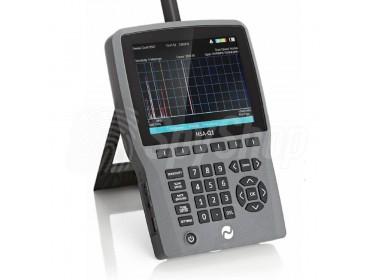 Detektor mobilních telefonů, odposlechů a kamer HSA-Q1 (pásmo 1 MHz - 13,44 Ghz)