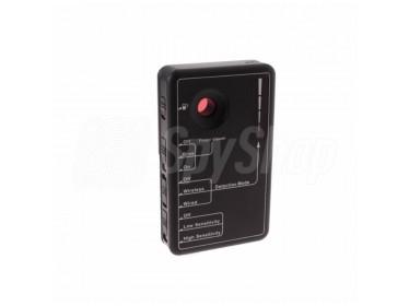 Detektor odposlechů a spy kamer LawMate RD-30