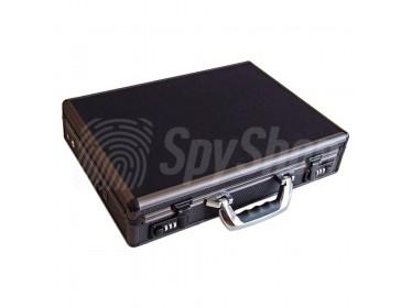 Audio jammer Selcom Infratornado - rušení spy mikrofonů, diktafonů, mobilních telefonů a odposlechových zařízeních