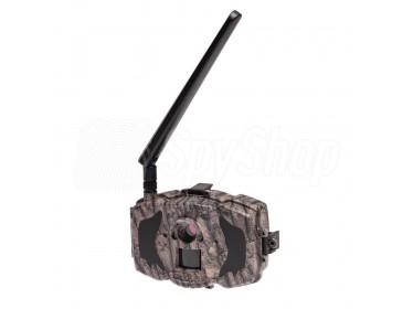Špičková fotopast GSM s dosahem PIR čidel 30m pro dohled nad lesy nebo soukromými pozemky na dálku TV-9840MA