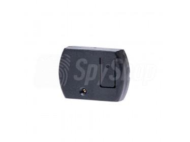 Odposlouchávací mini diktafon s možností zabezpečení přístupu do nahrávek RF-Tech LR-64