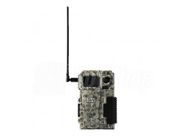 Mikro fotopast GSM s vestavěnou SIM kartou k pořizování snímků vysoké kvality SpyPoint Link-Micro 4G