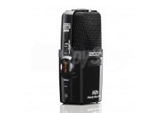 Diktafon pro nahrávání jednání, koncertů, vlogů a podcastů - audiorekordér Zoom H2n
