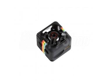 Malá kamera 23 mm Full HD s detekcí pohybu a funkcí nahrávání v noci – SQ-11