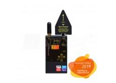 Detektor analogových a digitálních bezdrátových odposlechů Protect 1206i
