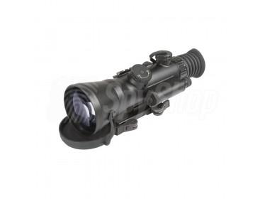 Puškohled s nočním viděním generace 2+ se záměrným křížem AGM Global Vision Wolverine 4