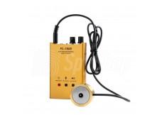 Odposlech přes stěnu s bezjehlovým stetoskopem a 4GB paměti - FL1000