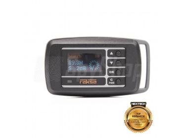 Osobní detektor odposlechu a měřič frekvencí iDetektor Raksa-120