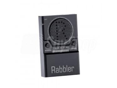 Bezpečná obchodní jednání – kompaktní generátor šumu chránící před odposlechem MNG-300 Rabbler