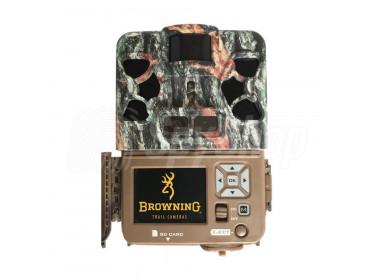 Fotopast Full HD se dvěma objektivy s velkým nočním dosahem čidel Browning Patriot