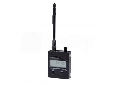 Ruční detektor analogových, digitálních a telefonických odposlechů - Aceco SC-1 Plus