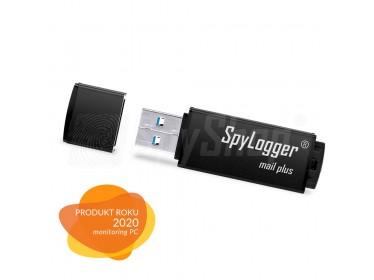 Keylogger - komplexní monitorování PC SpyLogger Mail Plus®