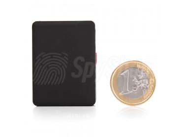 Dálkový GSM odposlech s hlasovou aktivací, SOS alarmem a funkcí lokalizace A8
