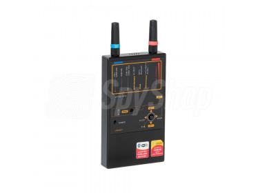 Šestikanálový detektor digitálních odposlechů Protect 1207i
