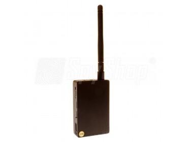 Vysílač pro bezdrátový přenos obrazu a zvuku se zvýšeným výkonem TB-2451DUO