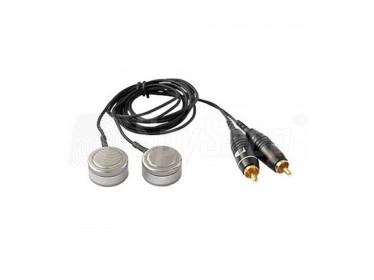 Odposlech přes zeď se stereofonním stetoskopem SSB-021