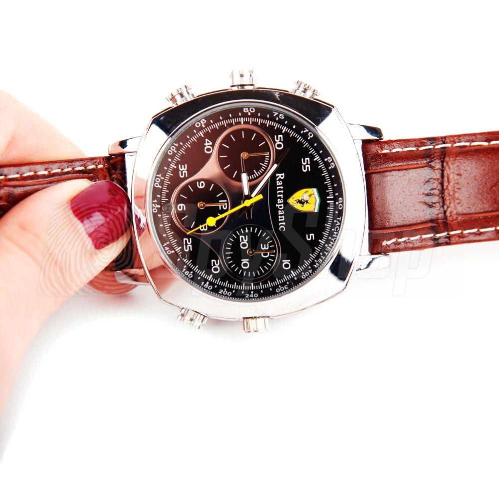 Špionážní hodinky s kamerou WW132 · Špionážní hodinky ... d7c92ea1952