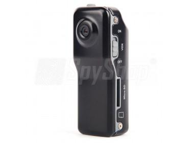 Minikamera s hlasovou aktivací MiniDV PD-55