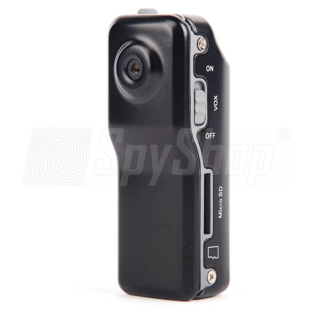 Minikamera s hlasovou aktivací MiniDV PD-55 ae6f844e3d0