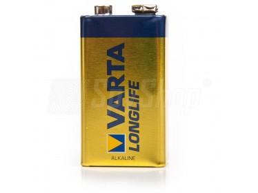 Alkalická baterie 9V