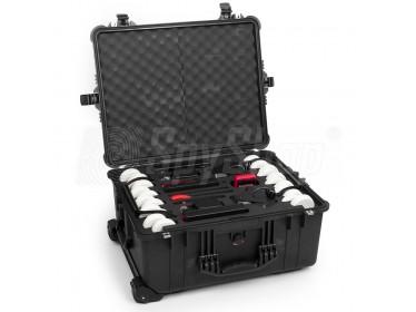 Ochrana proti odposlechu - souprava RDK-2000 ANG Rapid Deployment Kit