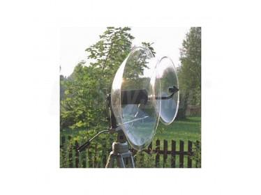 Směrový parabolický mikrofon G-PKS PRO / PRO EX