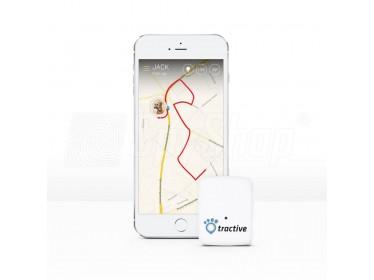 GPS pro psa Tractive TRATR1 s ročním předplatným