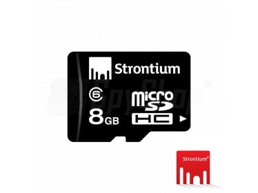 Paměťová microSDHC karta 8GB Strontium