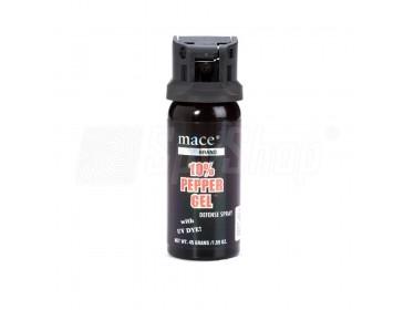 Obranný gelový sprej Mace PepperGel s UV barvivem