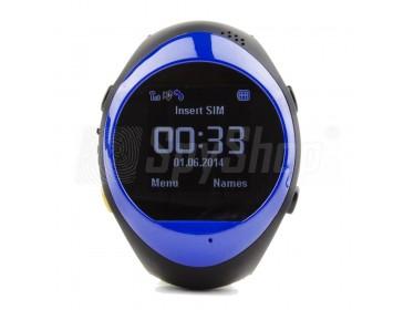 GPS lokátor v hodinkách V-88 pro lokalizaci dětí a starších osob