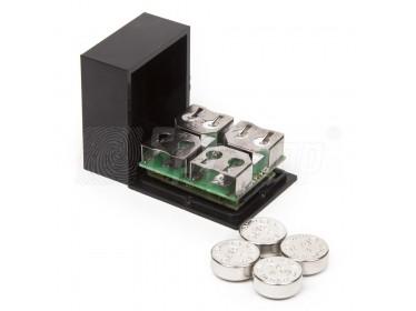 Profesionální destičkový diktafon mini LR-32 BOX s výdrží až 300 hodin