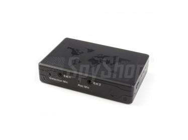 GSM odposlech s globálním dosahem – GE-40S