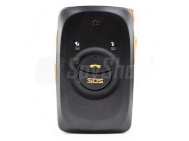 Lokátor GPS MT90 Server pro sledování aut a osob s přístupem přes internet