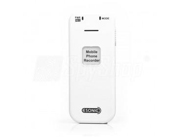 Diktafon MQ-U2 – nahrávání hovorů z mobilních telefonů