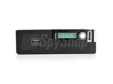 Diktafon s power bankou a interní pamětí 4 GB Esonic MemoQ MR-740