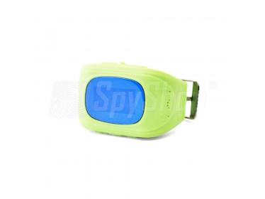 Dětské hodinky s GPS lokátorem GPS W2