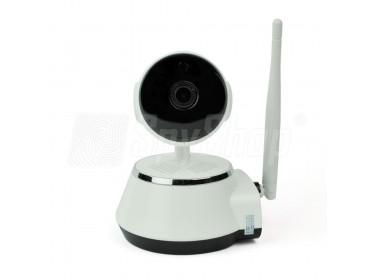 Otočná IP kamera k celodennímu monitorování místnosti na dálku v reálném čase - IP BC-10