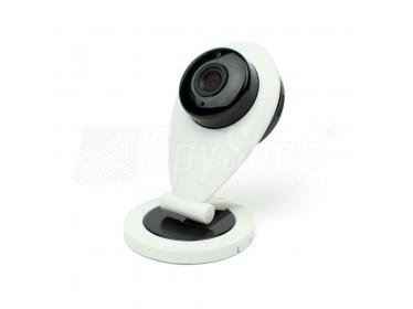 Bezpečnostní kamera IP WiFi se záznamem pro domácí monitorování online na dálku - IP BC-20