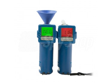 Kvalitní alkoholtester s režimem pasivního měření Alco-Sensor FST