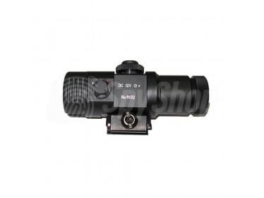 Infračervený přísvit pro noční vidění a CCD kamery Electrooptic IR-2000