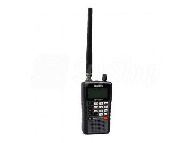 Ruční přehledový přijímač širokého rozsahu 25-960MHz - Uniden UBC 125 XLT (CB Radio, AIR, UHF, VHF)