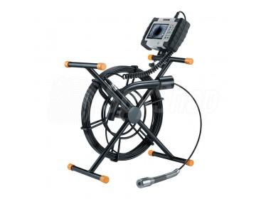 Inspekční endoskopická kamera s 30m kabelem a odolnou sondou LevelFlex Laserliner