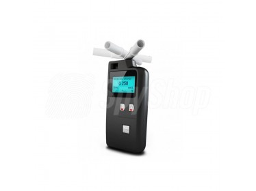 Alkohit X100 - alkohol tester s elektrochemickým čidlem a možností otočení náústku v rozsahu 360°
