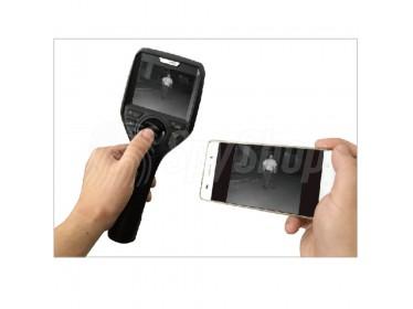 Policejní inspekční kamera M3-P s přenosem obrazu a nočním viděním